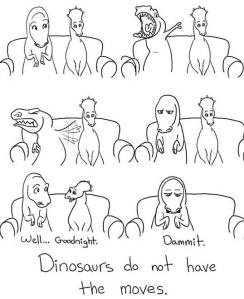 dinosaur moves